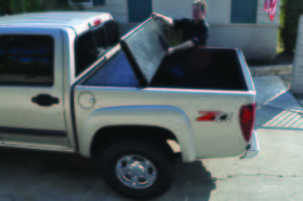 BAK Hard Folding Tonneau Covers
