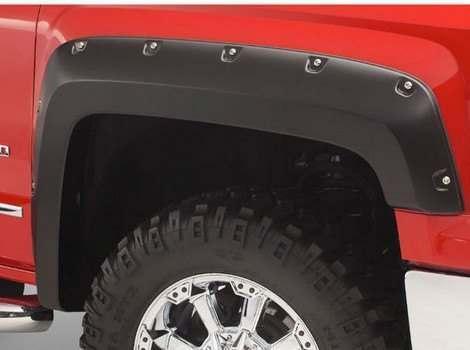 Bushwacker, 2014 Chevy Silverado 1500