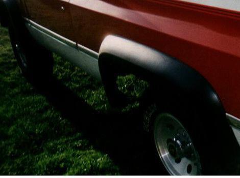 89-91 Chevrolet Blazer, Bushwacker #40017-11