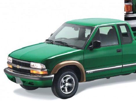 95-03 Chevrolet Blazer, Bushwacker #41907-11