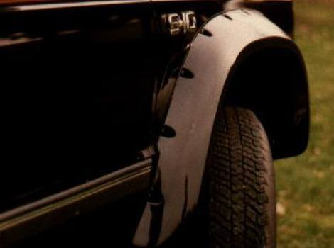 94-03 Chevrolet S10 Street Flares, Bushwacker #41502-02