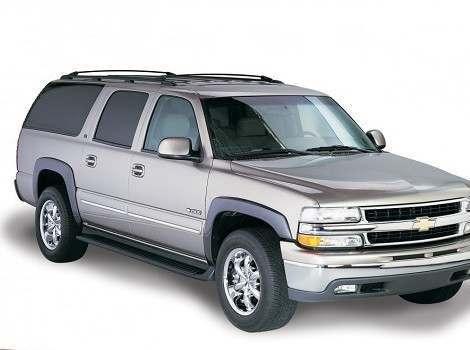 00-03 Chevrolet Suburban 2500 OE Style, Bushwacker #40908-02