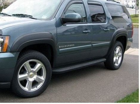 07-14 Chevrolet Suburban 1500 OE Style, Bushwacker #40921-02