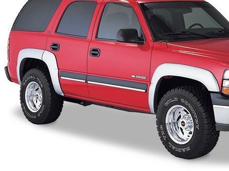 00-06 Chevrolet Tahoe Extend-A-Fender Flare Set of 4, Bushwacker #40911-02