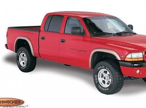 97-03 Dodge Dakota, Bushwacker #51905-02