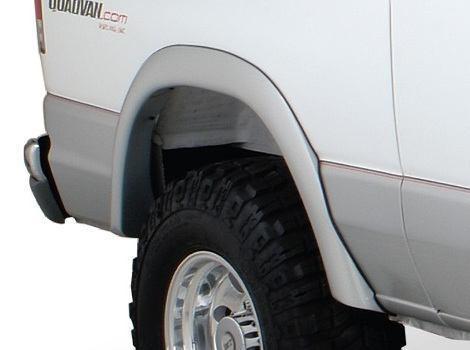 92-02 Ford E-Series Van Extend-A-Fender Flare Rear Pair, Bushwacker #22004-11