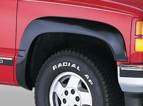 89-93 GMC C/K 1500 OE Style Fender Flare Front Pair, Bushwacker #40027-01