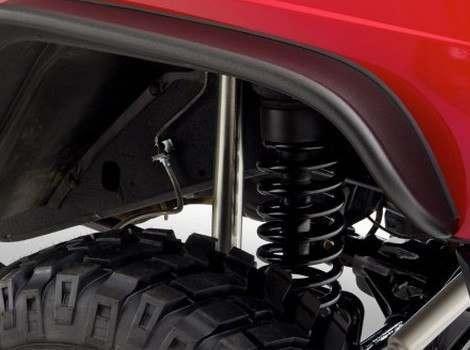 Bushwacker, Jeep Cherokee, # 10922-07