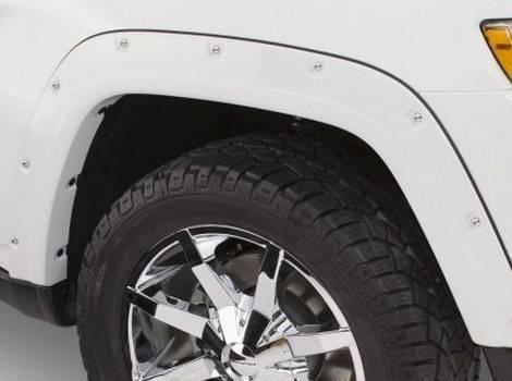 Bushwacker, Jeep Grand Cherokee, # 10927-07