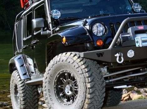 Bushwacker, Jeep Wrangler, # 10045-02