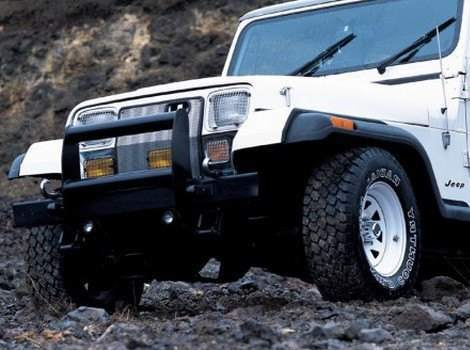 Bushwacker, Jeep Wrangler, # 10903-01