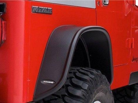 Bushwacker, Jeep Wrangler, # 10924-07