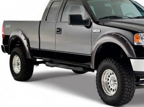 Bushwacker Pocket Style, Lincoln Mark LT # 20916-02