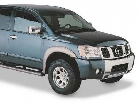 Bushwacker, Nissan Titan # 71901-02