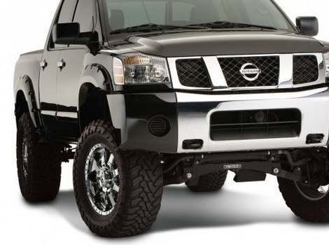 Bushwacker, Nissan Titan # 71907-02