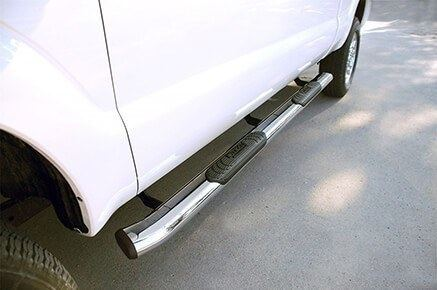 Dee Zee 5 Inch Oval Step Bars