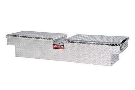 Dee Zee Red Label Double Lid Gull Wing Tool Box