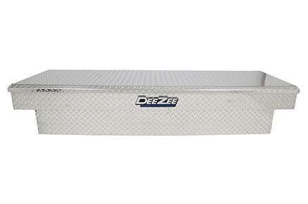 Dee Zee Specialty Series Padlock Single Lid Crossover Tool Box