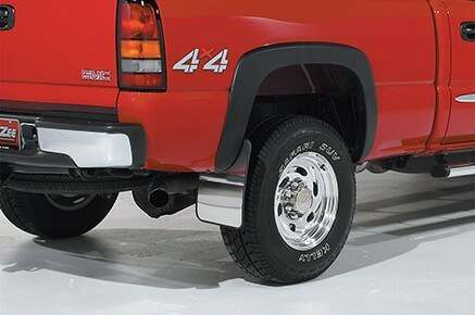 Dee Zee Stainless Elite Mud Flaps
