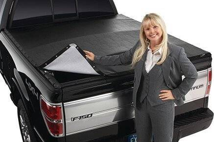 BlackMax Rolling Snap Tonneau Covers