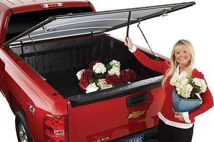 FullTilt Soft Hinged Tonneau Covers