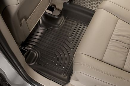 Husky Liners WeatherBeater Liner (Rubber)