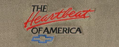 Chevrolet Logo Floor Mats - PartCatalog com