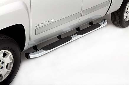 Lund 5 Inch Oval Bent Tube Step Bars