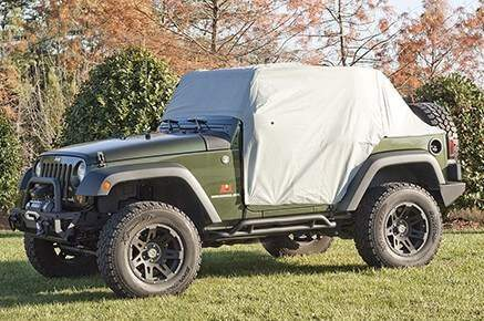 Rugged Ridge Cab Car Cover