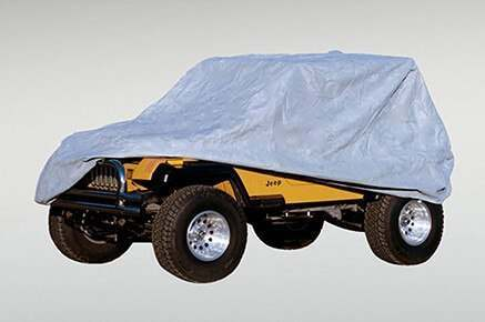 Rugged Ridge Full Car Cover