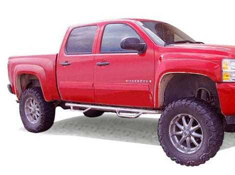 07-13 Silverado 1500/2500/3500 6.5' & 8' Bed, TrueEdge #ES4108