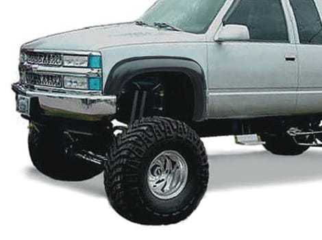 92-99 Chevy Suburban Extended Style, TrueEdge #ES4101