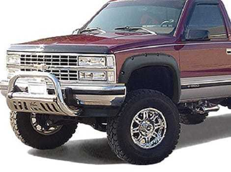 92-99 Chevy Suburban Pocket N Bolt Style, TrueEdge #PB4101