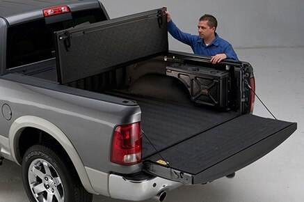 UnderCover Flex Folding Tonneau Cover