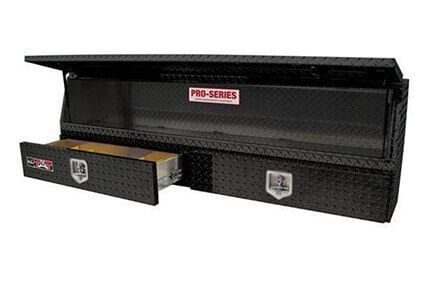 Westin Brute Pro-Series Contractor TopSider Tool Boxes