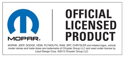 Chrysler Group Logo License