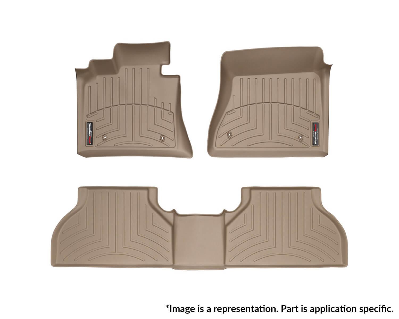 Weathertech floor mats jk - Weathertech 45105 1 2 For Jeep Wrangler Jk Digitalfit Floor Mats Partcatalog Com