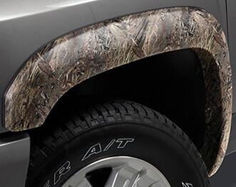 Camouflage Fender Flares