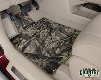 Camouflage Floor Mats