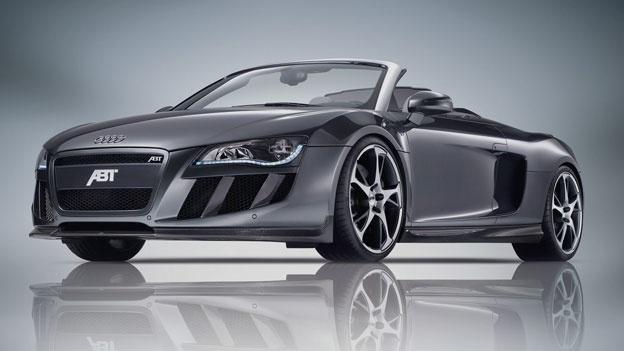 Audi A7 Driverless Car