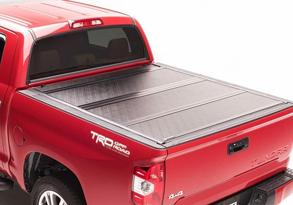 Bakflip g2 truck bed cover