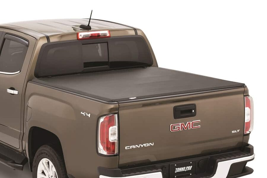 Tonnopro soft truck bed cover
