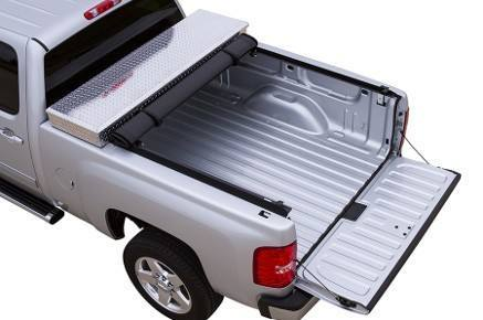 Toolbox Roll-Up Tonneau Cover