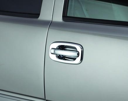 AVS Chrome Door Handle Covers