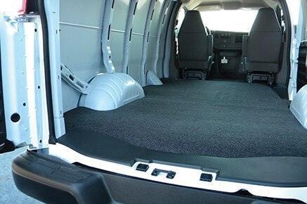 BedRug VanRug Cargo Van Mat