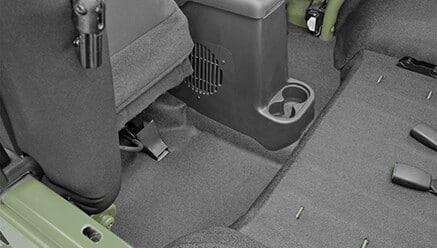 BedRug BedTred Jeep Cargo Floor Liner Kit