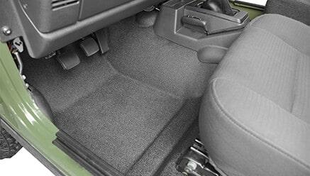 BedRug BedTred Jeep Floor Liner Kit