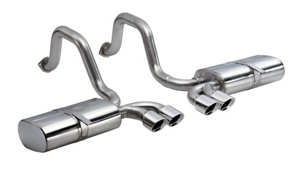 Sport Axle-Back Exhaust System