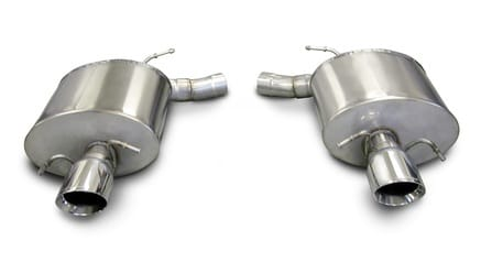 Touring Axle-Back Exhaust System