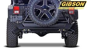 Gibson exhaust tips